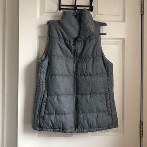 Jackets & Blazers - Old Navy grey vest